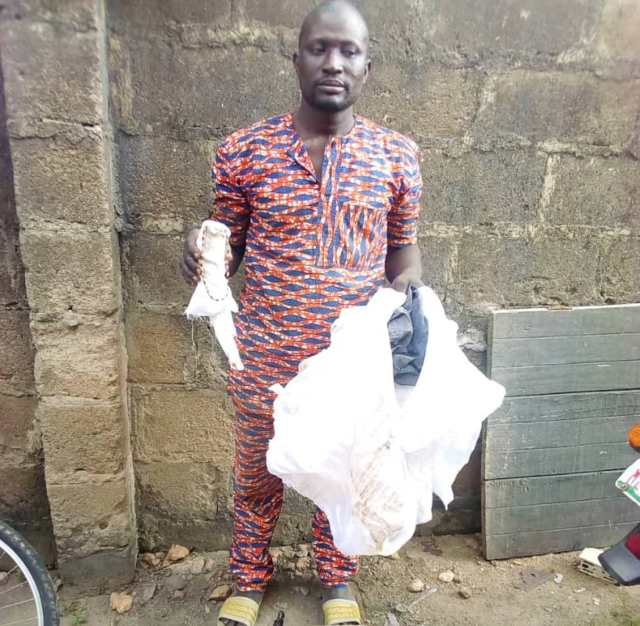 Husband dies after fake spiritualist allegedly dupes couple N5m