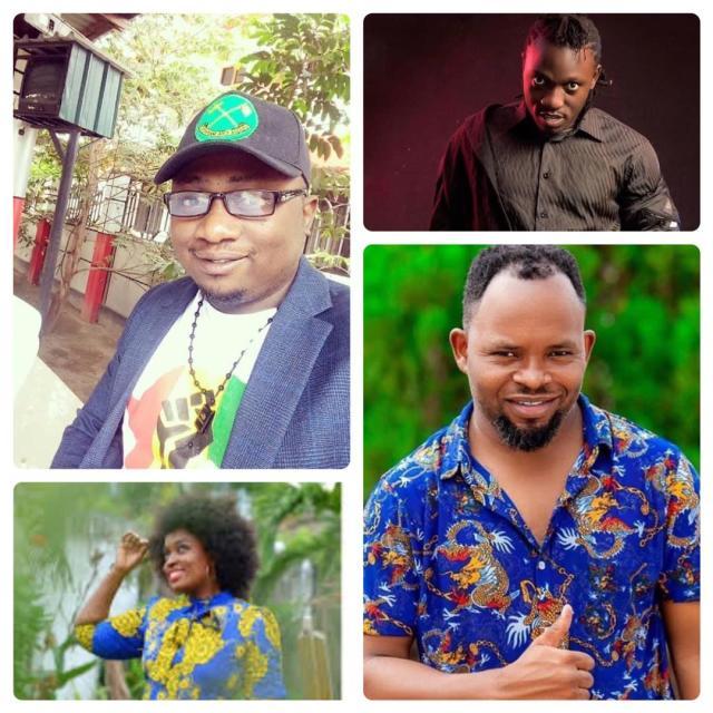 More African celebrities join Black Wall Street's Economic War, 28 Apps