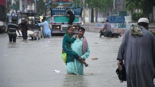 Several dead, many missing after monsoon rains in Pakistan
