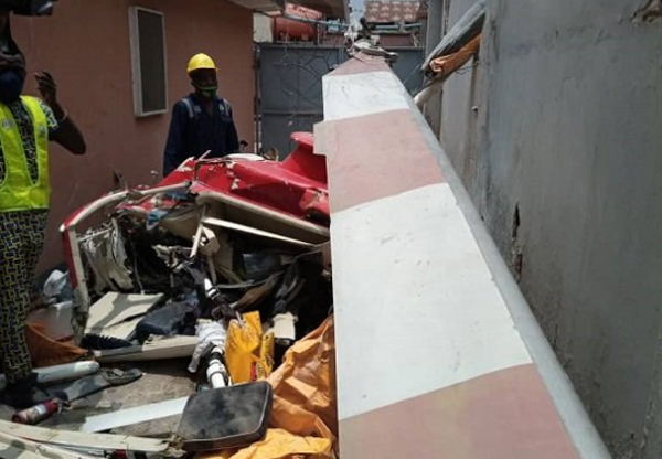 Helicopter crash: Quorum Aviation says company's certificates, insurance valid, genuine