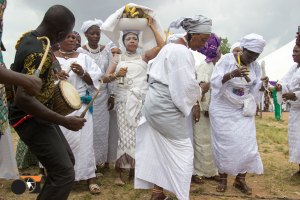 Osun-Osogbo Festival ends with low turnout due to COVID-19