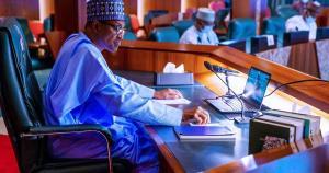 Buhari attends virtual ECOWAS session on Mali crisis