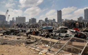 Death toll tops 150 as rescuers plough through Beirut debris