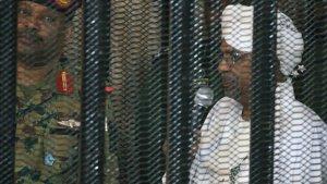 Sudan begins trial of former strongman al-Bashir for 1989 coup