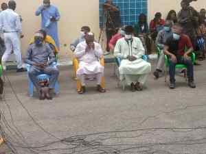 Police parade 17 teachers, supervisors, Principal for WAEC Exam Malpractices
