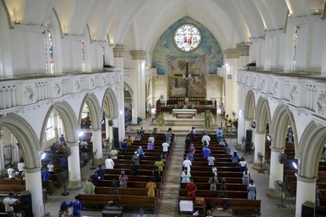 As Africa's COVID-19 cases rise, religious faith put to test