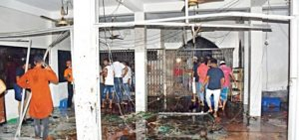 Update: Bangladesh mosque blast death toll rises to 20, many gravely wounded