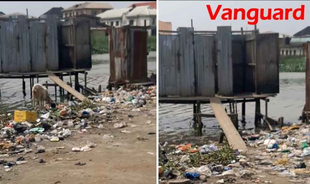 Tale of Lagos community where defecation costs price of a meal