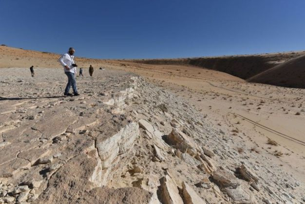 Ancient footprints in Saudi Arabia show how humans left Africa