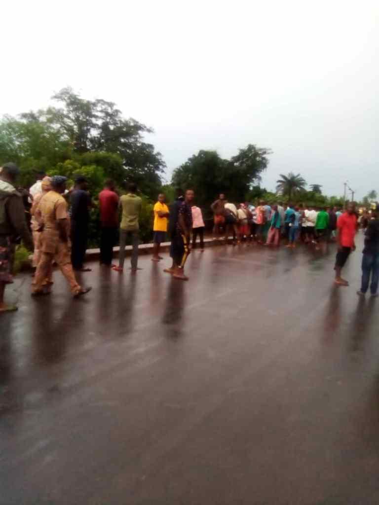 River Disaster: 36 persons feared dead in Ebonyi Auto Crash