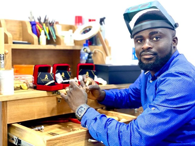 Dollar has affected price of gold, says Taiwo, CEO Accolade Jewellers