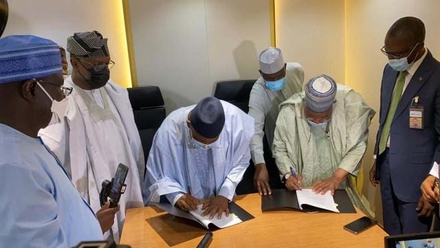 NAHCON, Jaiz bank sign agreement on Hajj savings scheme