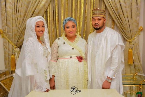 Kogi First Lady's brothers wed as Hajia Rashida Bello appears in style - Vanguard