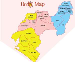 Hoodlums break into COVID-19 warehouse in Ondo, loot palliatives, set it ablaze