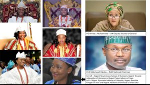 NIGERIA AT 60: Increasing and strengthening the representation of women in political leadership