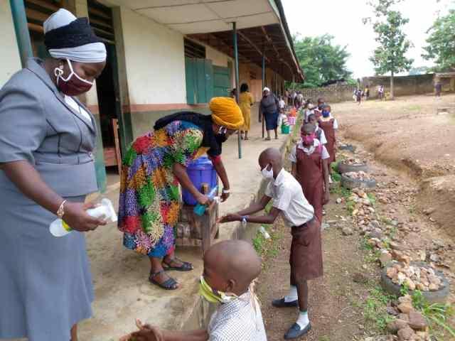 S 7 Schools resume in Lagos, Oyo after long COVID-19 break