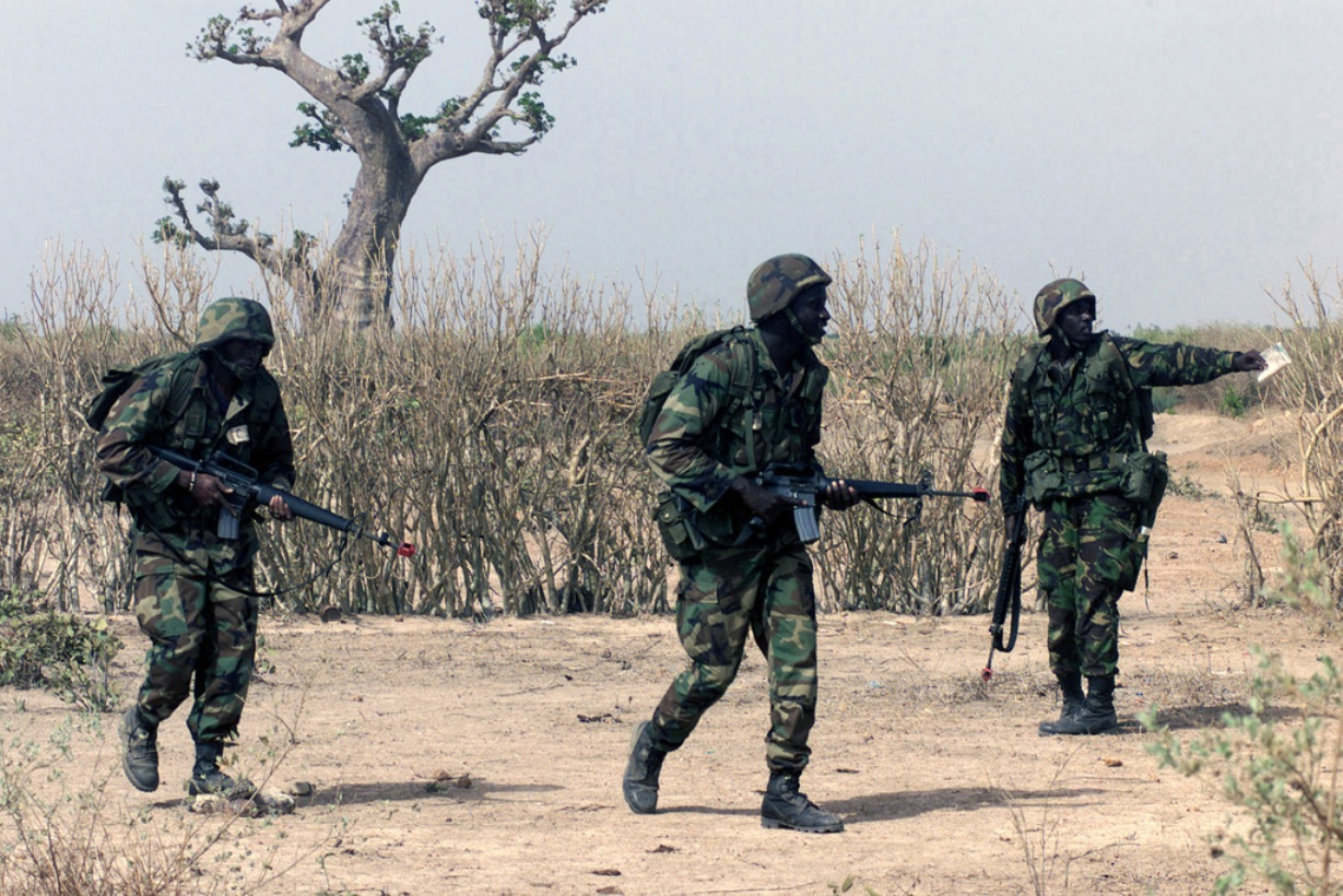 Coronavirus hits Senegalese troops deployed to The Gambia