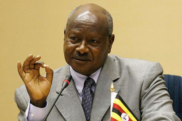 Refusing to retire, Uganda's president, Museveni, doubles down on power