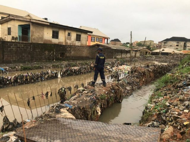 Weekend tragedy: Flood sweeps two children in Lagos
