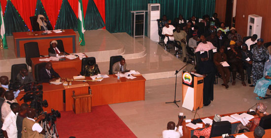 Alleged unauthorised campaign: Ekiti Assembly reinstates suspended LG chairman