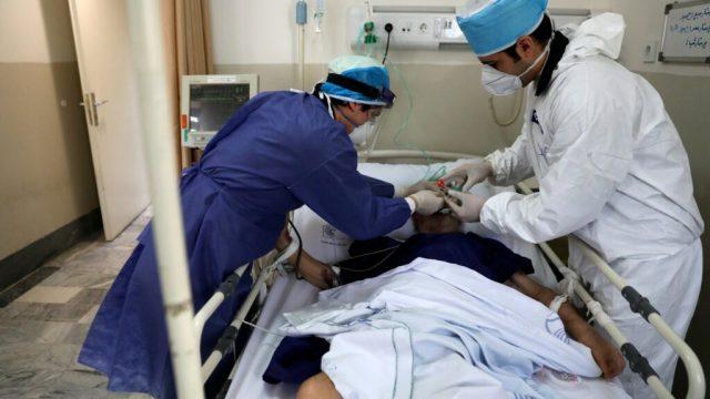 Iran anticipates 'third wave' as Covid-19 deaths surpass 25,000