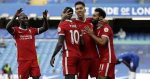 Mane scores brace as Liverpool defeat ten-man Chelsea 2-0