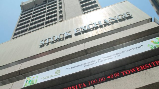 NSE rebounds by N167bn on Dangote Cement gain