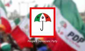 C'River North Senatorial bye election: PDP NWC confirms Odey as party's candidate