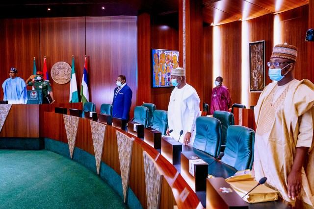 Buhari presides over 19th virtual FEC meeting