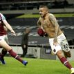 West Ham fight from three goals down to seal 3-3 draw with Spurs