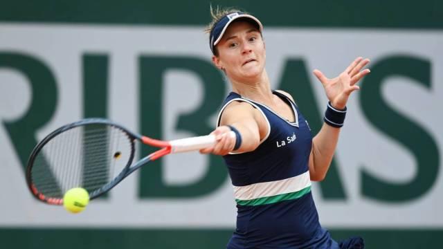 Podoroska makes French Open history