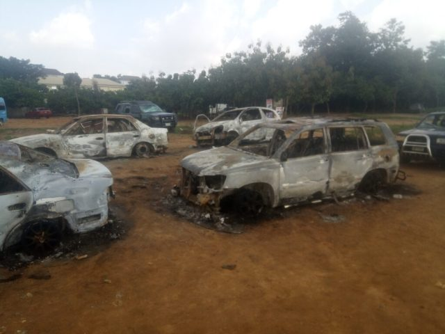 Apo Car Mart Inferno: How I miraculously escaped with only one vehicle – Auto dealer recounts experience