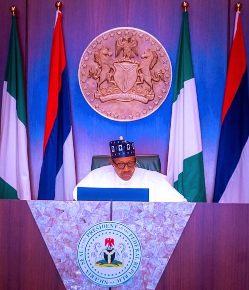 Buhari calls for ECOWAS commitment as AfCFTA begins Jan. 2021