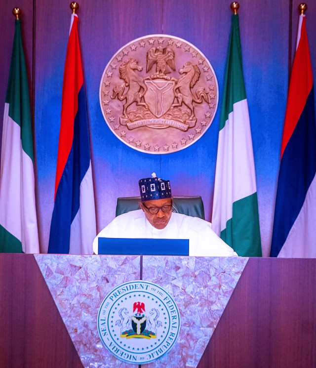 Buhari to address rescued Kankara students