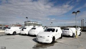 UK new car registration declines, weakest in 21 years: survey