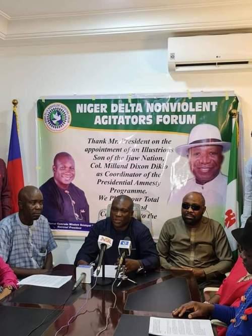 N'Delta agitators demand actualization of amnesty masterplan