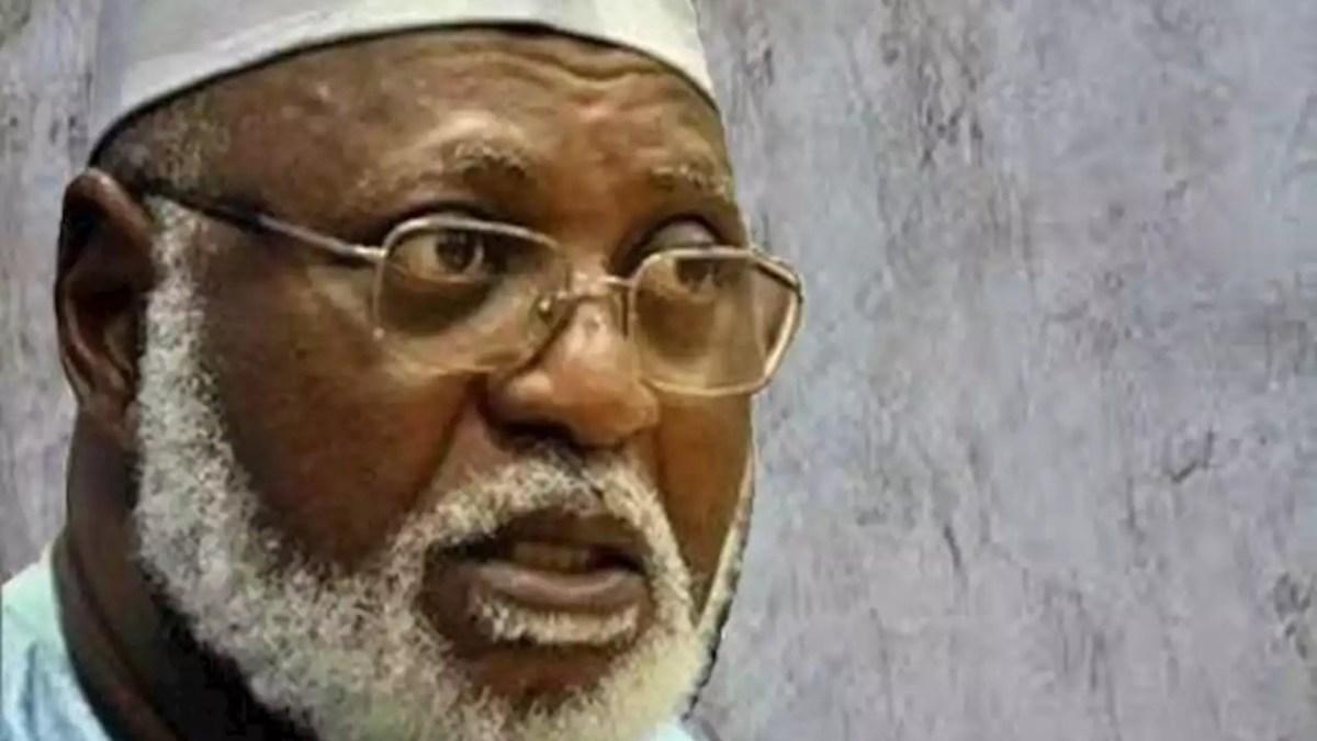 #EndSARS protest a legitimate pursuit, Ex-Head of State, Abdulsalam