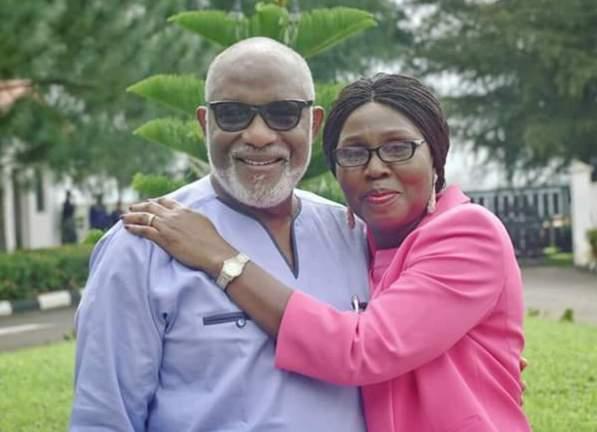 Ondo 2020: I didn't nominate running mate for my husband ― Akeredolu's wife denies allegation