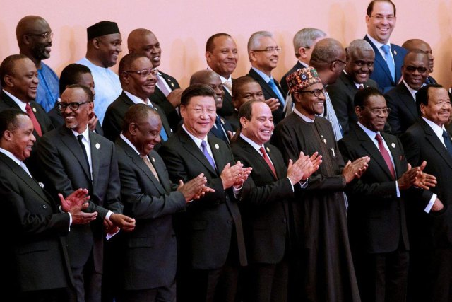 China, Africa, Chu Maoming