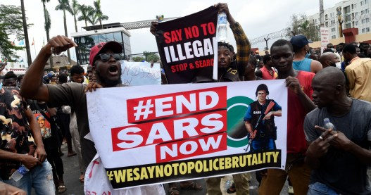 #EndSARS: Protest continues until Buhari addresses the nation, reactions to disbandment of SARS
