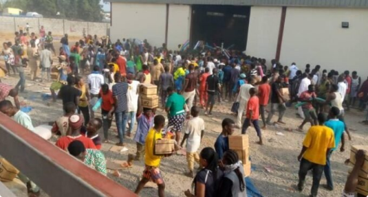 Two die in stampede over COVID-19 palliatives in Abuja