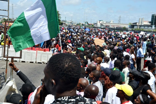 #EndSARS protest: Don't allow protest degenerate to anarchy - Ministers tells protesters