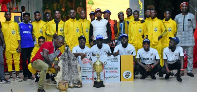 GUO partners Aspire FC on grassroots development
