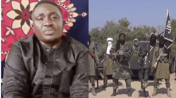 Boko Haram's new video shows missing Gombe pastor