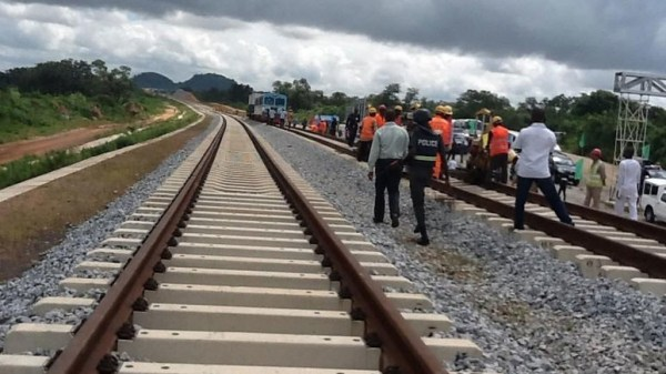 Amaechi explains economic benefits of Kano-Maradi rail line, new deep seaports