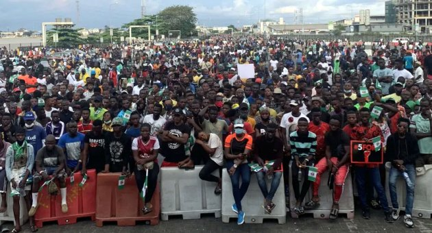#EndSARS protesters trapped between trauma and fear