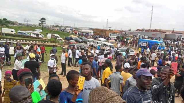 Amnesty report: SARS men tortured, threatened me with sodomy in Port Harcourt— Journalist
