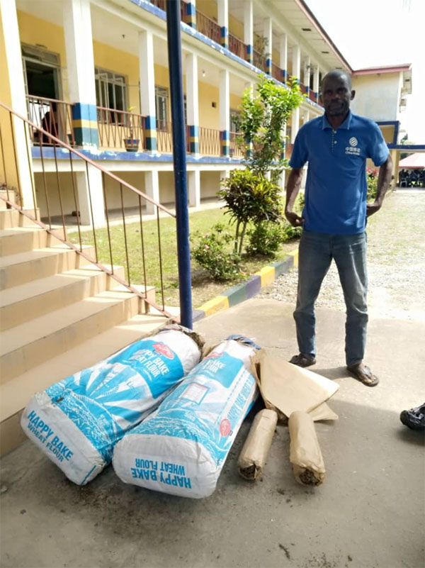 Suspect with 200kg Indian hemp says he thought he was carrying bags of crayfish