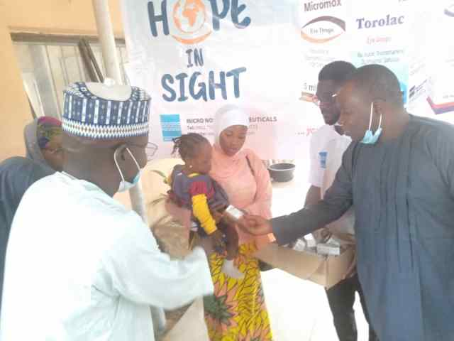 World Sight Day: Expert warns against use of concoction, cow dungs, urine on eye