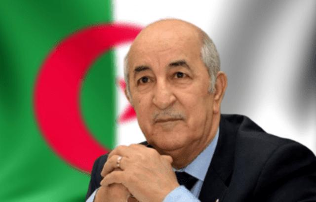 Ο πρόεδρος της Αλγερίας υπέγραψε στο νόμο ένα νέο σύνταγμα